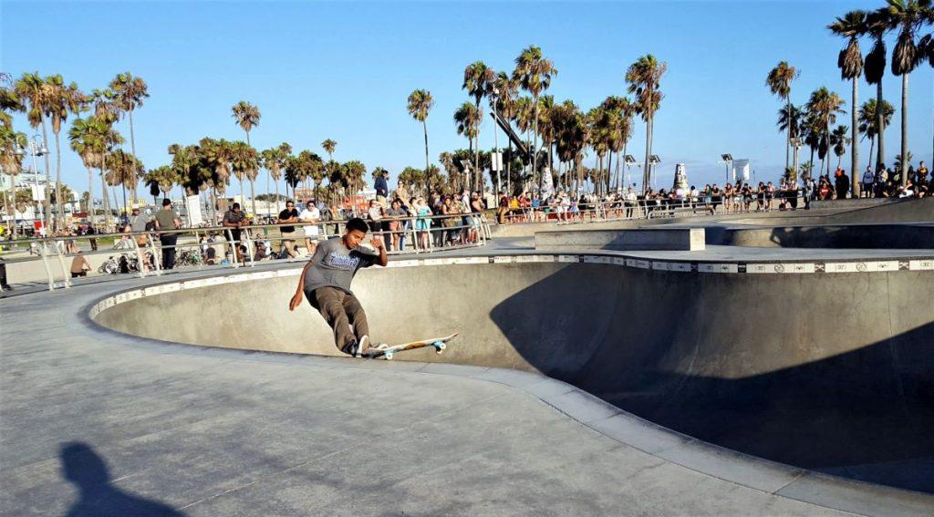 venice beach skateboard park web